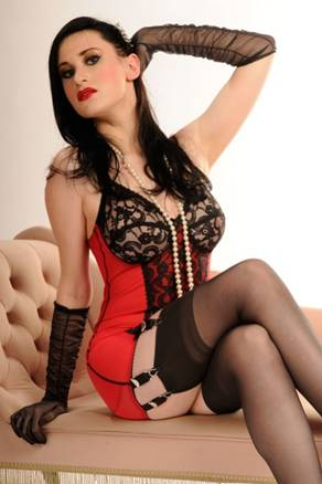 4beec7a68 For those of you that have been waiting for these very popular, stunning  Secret body shapers by Stockings & Romance to come back in stock – they've  arrived!
